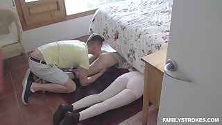 Downcast Missy Luv is Hungarian nympho who loves beastlike fucked hard