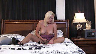 She Tells Her Son About Her All Girl Orgies